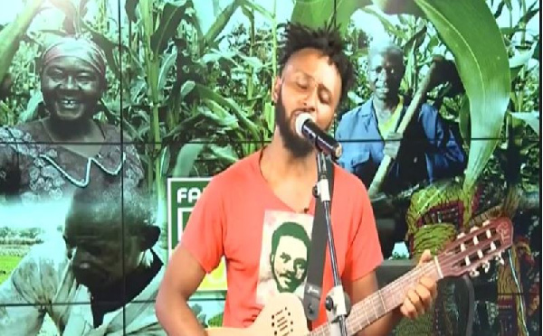 Wanlov's exciting performance on AM Show