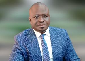 Prof. Samuel Kobina Annim, Government Statistician, GSS 2020