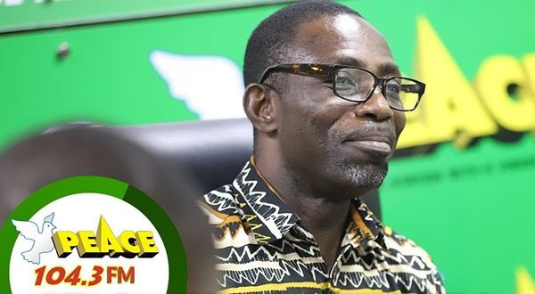 2020 Elections: Be agents of peace not war - Prof. Joseph Osafo