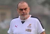 Coach Avram Grant