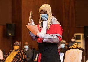Justice Issifu Omoro Tanko Amadu
