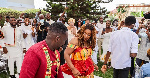 6 stunning moments you missed at Joe Mettle and Selasie's traditional wedding