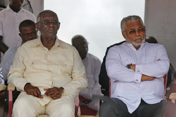 Rawlings reveals how Kufuor scuttled his family planning campaign with 'mo nwo ba' crusade