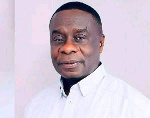 Member of Parliament for Assin North, James Gyakye Quayeson