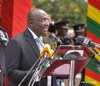 Dr. Mahamudu Bawumia is Vice President of the Republic of Ghana