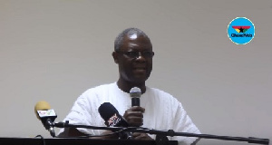 Charles Abugre, CEO of SADA