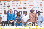 Officials of McDan, GTF and the other sponsors during the launch