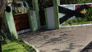 Ken Ofori-Atta's residence