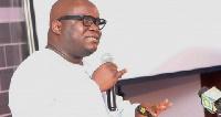 CEO of the Ghana Chamber of Telecommunications, Ken Ashigbey