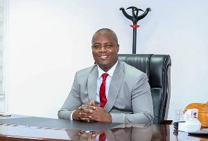 George Mensah Okley, A former Managing Director for BOST