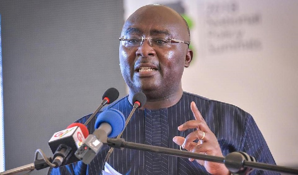 Ghanaians lived, breathed dumsor, hardship under Mahama- Bawumia