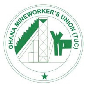 Ghana Mine Workers Union logo