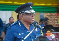 Acting Inspector General of Police, James Oppong-Boanuh