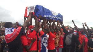 Kofi Stephen lost his life in August following clashes beween some NPP and NDC supporters