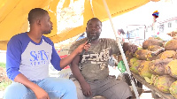 Kweku Frimpong speaks with SVTV Africa's DJ Nyaami
