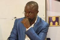 GFA Executive Council  memeber, Nana Oduro Sarfo