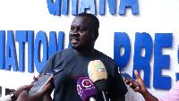 Albert Kwabena Dwumfour wants to be the GJA President