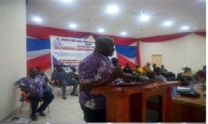 The Quadrennial Regional Conference of the GNAT was held in Bolgatanga