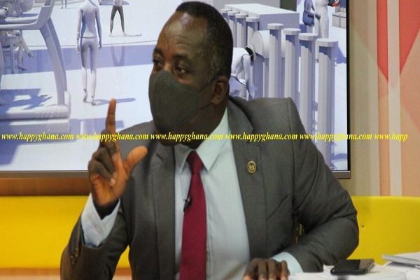 Election 2020: Security agencies can\'t contain generalised violence – Dr Aggrey Darko