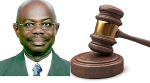 Dr. Emmanuel Yaw Osei-Twum is a chemistry lecturer at the University of Ghana