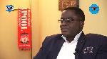 GOC President, Ben Nunoo Mensah