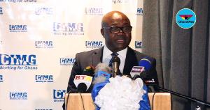 Dr Daniel Kasser Tee, Chartered Institute of Marketing, Ghana (CIMG)