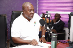 You never launched free SHS; don't think Ghanaians are forgetful - Kabila tells Mahama