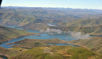 The Lesotho Highlands Water Project in 2014