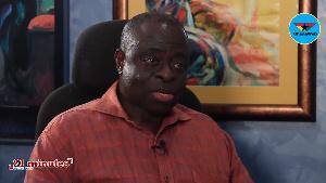 Prof. Gyimah-Boadi is governance expert
