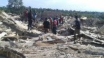 6 vicitms of the collapsed church building treated and discharged