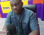 Former NDC Deputy National Organiser, Madi Jibril