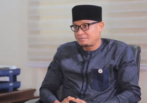 Chief Executive Officer of the National Petroleum Authority, Dr. Mustapha Abdul-Hamid