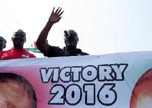 Mahama Campaign 2016