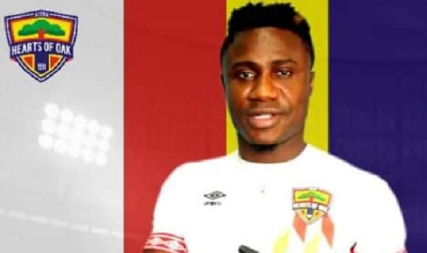 I want to win trophies with Accra Hearts of Oak - Nuru Sulley