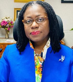 Elsie Addo Awadzi, Second Deputy Governor of Bank of Ghana