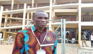 Rashid Nantongma is the Ayawaso West Municipal Director of the Electoral Commission