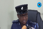 DSP Afia Tenge,  Accra Regional Police Public Relations Officer