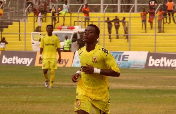 Amos Addai is highly confident Ashgold can beat RS Berkane