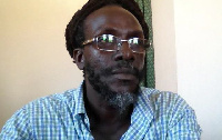 Director of Communications and Projects at MUSIGA, Ahuma Bosco Ocansey