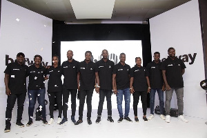 The ten participants of the maiden edition of the Betway 12th Man project