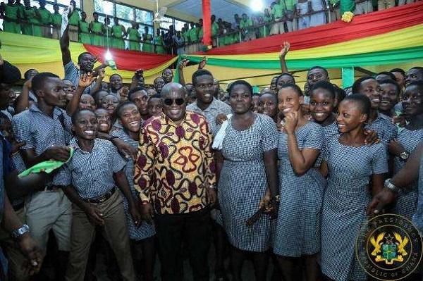 Free SHS students ready to show appreciation to Akufo-Addo – Nana B
