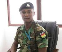 Late Captain Mahama
