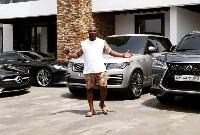 Kofi Amoa-Abban, a Ghanaian Oil and Gas entrepreneur, and philanthropist