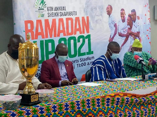 24 Zongo communities to participate in this year\'s Sheikh Sharubutu Ramadan Cup