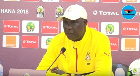 I will play Gyan even if he is 20% fit – Bashir Hayford
