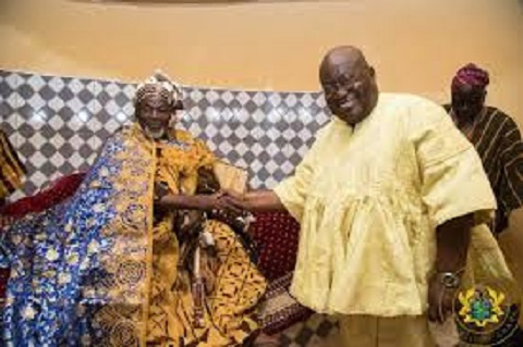Akufo-Addo hails Peace Council for roles in resolution of Dagbon Conflict, others
