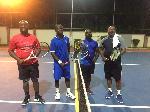 Some clubs members of G.O/Eusbett tennis club