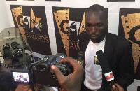 Samuel Gyandoh, President of Film Crew Association of Ghana