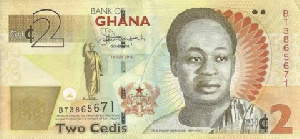 The widely circulated GH¢1 and GH¢2 notes come back weak and torn