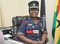 ACP Maame Tiwaa Danquah Addo in a leaked audio tape tried to cover up corruption allegations